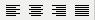 Выровнять слева, по центру, вправо и равномерно по ширине