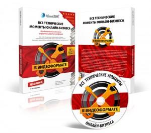 Все технические моменты онлайн-бизнеса в видеоформате 2011