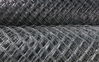 Ограждение из проволочной сетки — экономичный способ ограждения больших площадей