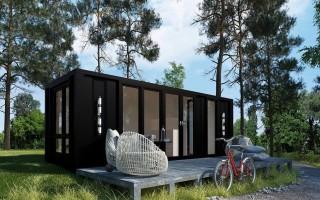 Модульные гостиницы из контейнеров