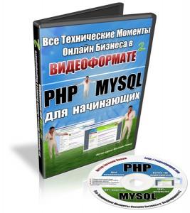 Видеокурс «Все Технические Моменты Онлайн Бизнеса в Видеоформате 2 или PHP+MySQL для начинающих»